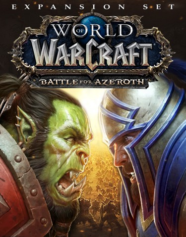 World of Warcraft: Battle for Azeroth RUS (Battle.net)