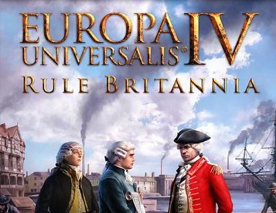 Europa Universalis IV: DLC Rule Britannia (Steam KEY)