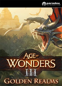 Age of Wonders III DLC Golden Realms (Steam KEY)