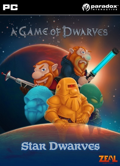 A Game of Dwarves: DLC Star Dwarves (Steam KEY)
