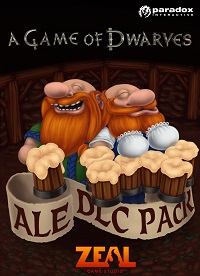 A Game of Dwarves: DLC Ale Pack (Steam KEY) + GIFT