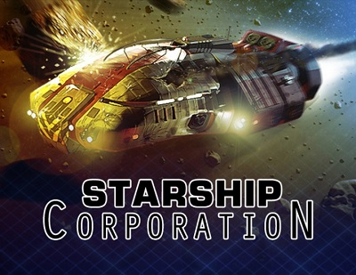 Starship Corporation (Steam KEY) + GIFT