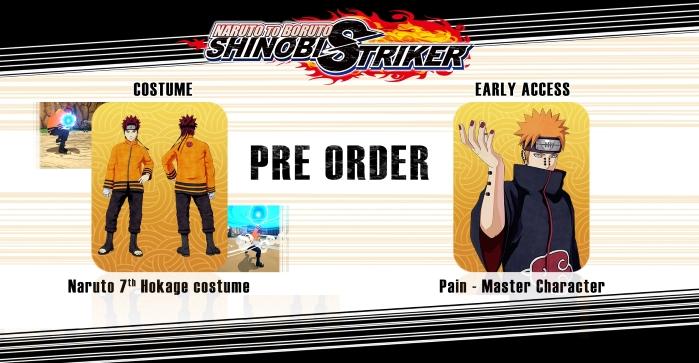 Скриншот  2 - Naruto To Boruto: Shinobi Striker: Deluxe Ed(Steam KEY)