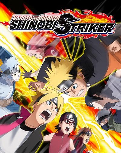 Скриншот  1 - Naruto To Boruto: Shinobi Striker: Deluxe Ed(Steam KEY)