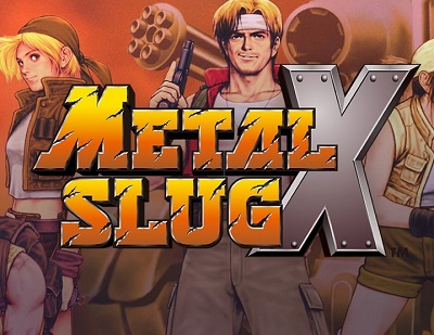 Metal Slug X (Steam KEY) + GIFT