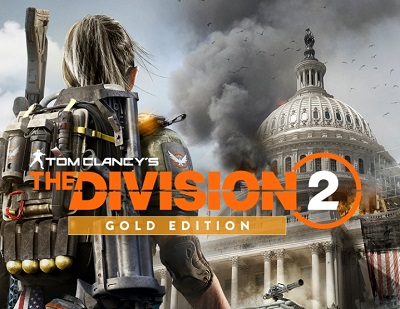 Скриншот  1 - The Division 2: Gold Edition + БОНУСЫ (Uplay KEY)