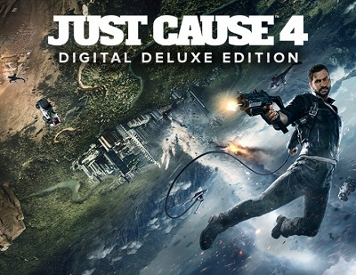Just Cause 4: Deluxe Edition (Steam KEY) + GIFT