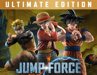 Jump Force: Ultimate Edition (Steam KEY) + ПОДАРОК