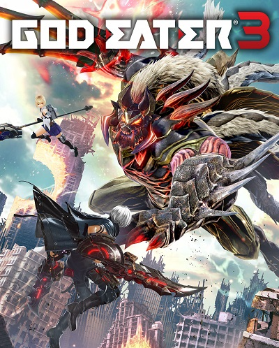 GOD EATER 3 (Steam KEY) + GIFT