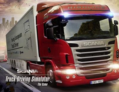 Scania Truck Driving Simulator (Steam KEY) + GIFT 2019