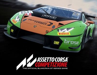 Assetto Corsa Competizione (RU/CIS Steam KEY) + GIFT 2019