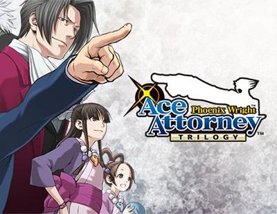 Phoenix Wright: Ace Attorney Trilogy (RU/CIS Steam KEY) 2019
