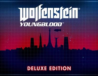 Wolfenstein: YoungBlood Deluxe Ed. (RU/CIS Steam KEY)