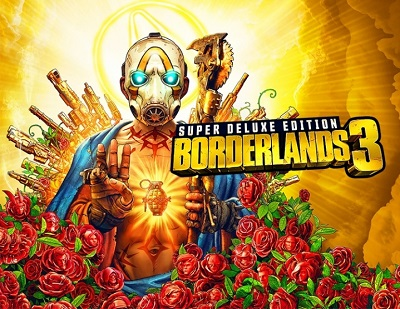 Borderlands 3 Super Deluxe Edition (EPIC Games KEY)