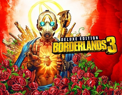 Borderlands 3 Deluxe Edition (EPIC Games KEY) + GIFT