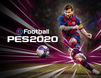 eFootball PES 2020 (RU/CIS Steam KEY) + GIFT