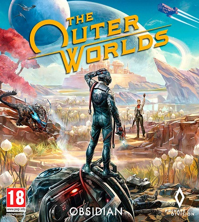 The Outer Worlds (EPIC Games KEY) + GIFT
