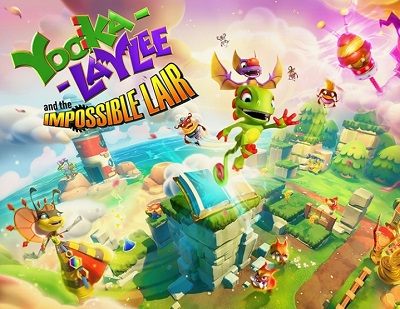 Yooka-Laylee and the Impossible Lair (RU/CIS Steam KEY)