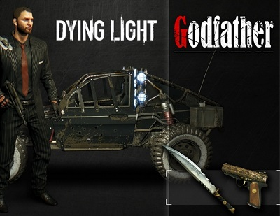 Dying Light: DLC Godfather Bundle (Steam KEY) + GIFT