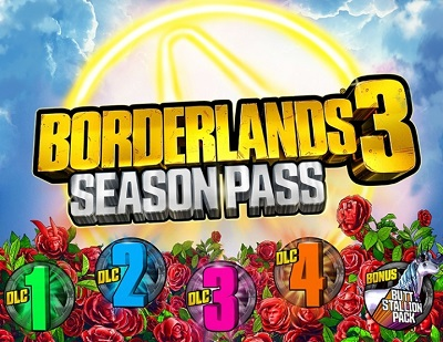 Borderlands 3: Season Pass (EPIC Games KEY) + GIFT