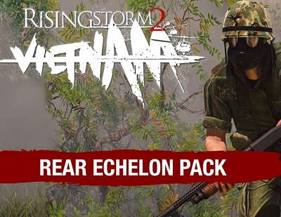 Rising Storm 2 VIETNAM: DLC Rear Echelon Cosmetic
