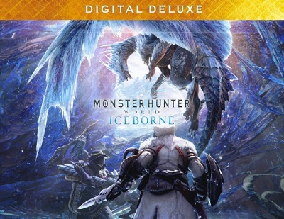 Monster Hunter World: DLC Iceborne Deluxe Ed(Steam KEY)