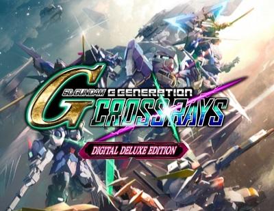 SD Gundam G Generation Cross Rays: Deluxe Ed(Steam KEY)
