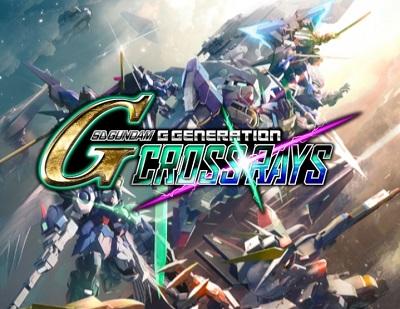 SD Gundam G Generation Cross Rays (Steam KEY) + ПОДАРОК