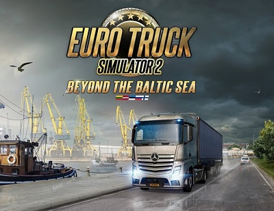 Euro Truck Simulator 2: DLC Beyond the Baltic Sea