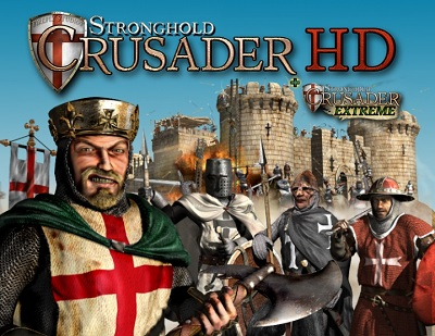 Stronghold Crusader HD (Steam KEY) + GIFT