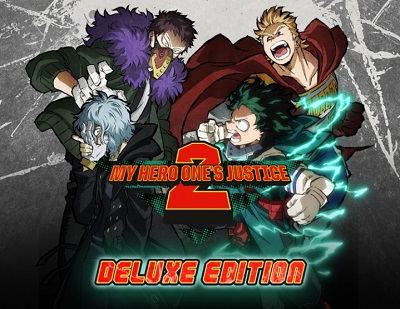 My Hero One´s Justice 2: Deluxe Ed. (Steam KEY) + GIFT