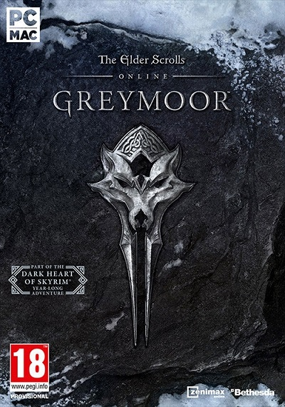 The Elder Scrolls Online: Greymoor Upgrade + GIFT