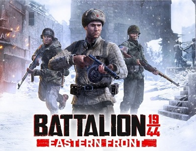 BATTALION 1944 (Steam KEY) + GIFT