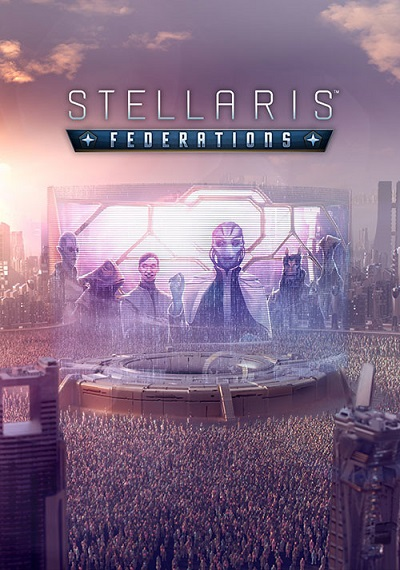 Stellaris: DLC Federations (Steam KEY) + GIFT