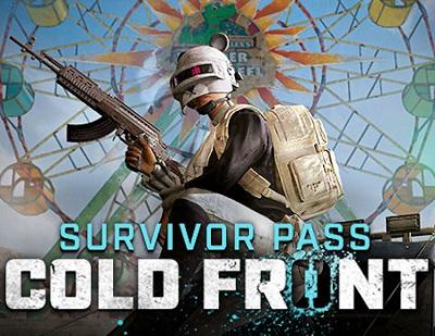 PLAYERUNKNOWN'S BATTLEGROUND Survivor Pass 7 Cold Front