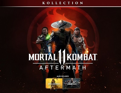 Mortal Kombat 11: Aftermath Kollection (Steam KEY)