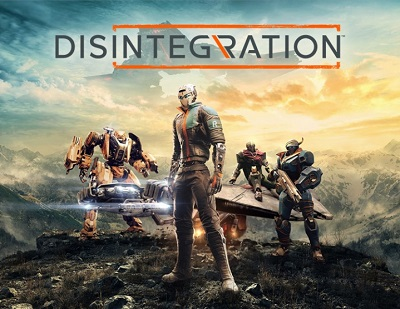 Disintegration BONUSES (Steam KEY) + GIFT