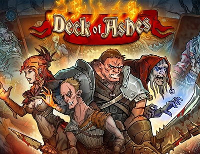Deck of Ashes (Steam KEY) + GIFT