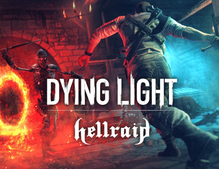 Dying Light: DLC Hellraid (Steam KEY) + GIFT