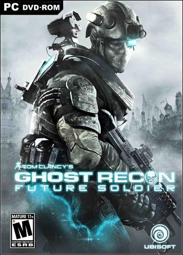 Ghost Recon: Future Soldier (Uplay KEY) + GIFT