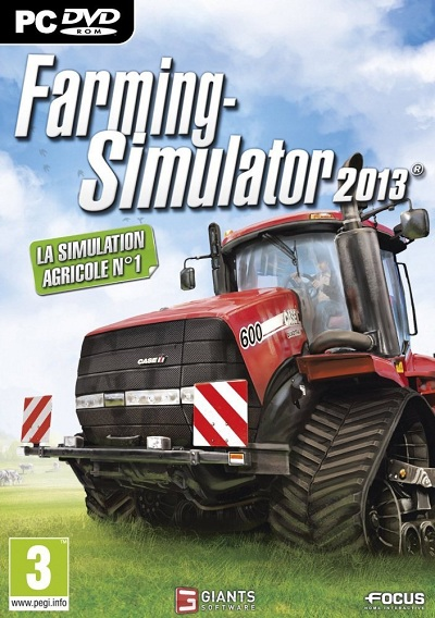 Farming Simulator 2013 Titanium Ed. (Steam KEY)+ПОДАРОК