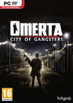 Omerta: City of Gangsters (Steam KEY) + GIFT