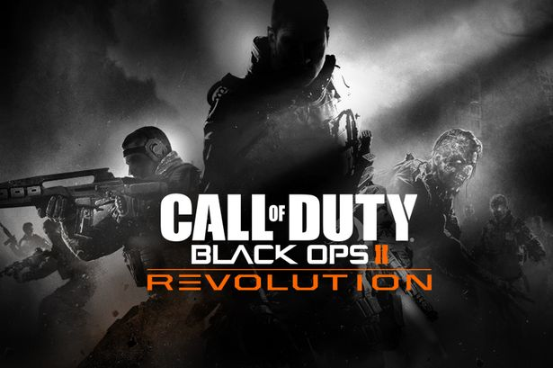 Call of Duty: Black Ops 2: DLC Revolution + ПОДАРОК