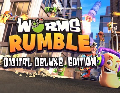 Worms Rumble: Deluxe Edition (Steam KEY) + ПОДАРОК