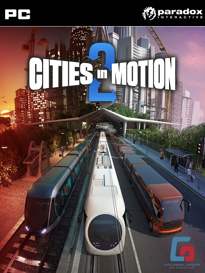 Cities in Motion 2 (Steam KEY) + ПОДАРОК