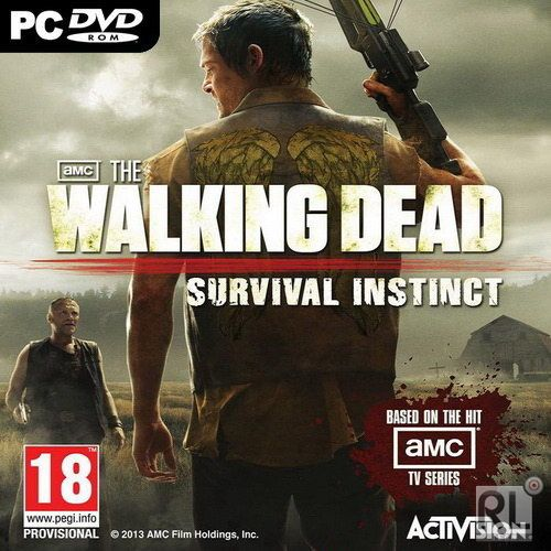 The Walking Dead. Survival Instinct (Steam KEY) + GIFT