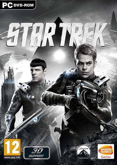 STAR TREK The Video Game + GIFT