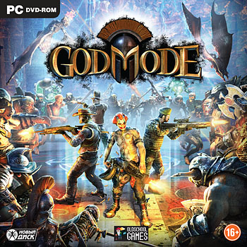 God Mode (Steam KEY) + GIFT