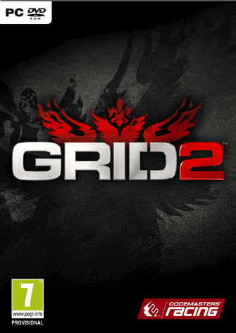 GRID 2 (Steam KEY) + GIFT