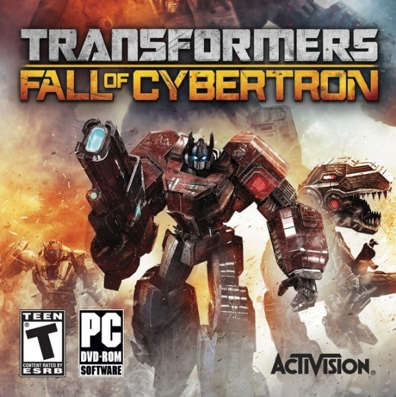 Transformers: Fall of Cybertron DLC3 - Massive Fury Pak